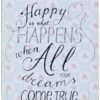 Happy is what Happens…